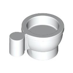 White Minifigure, Utensil Tea Cup