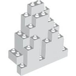 White Rock Panel 3 x 8 x 7 Triangular (LURP) - used