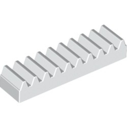 White Technic, Gear Rack 1 x 4