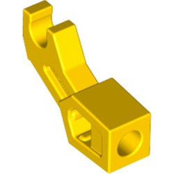 Yellow Arm Mechanical, Exo-Force / Bionicle, Thick Support - used