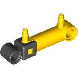 Yellow Pneumatic Cylinder V2 1 x 5