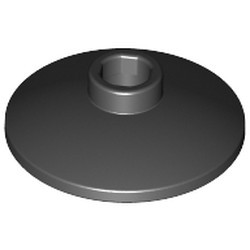 Black Dish 2 x 2 Inverted (Radar) - new