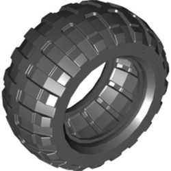 Black Tire 94.8 x 44 R Balloon Package item only!