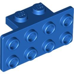Blue Bracket 1 x 2 - 2 x 4 - new