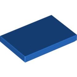 Blue Tile 2 x 3 - new