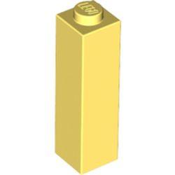 Bright Light Yellow Brick 1 x 1 x 3