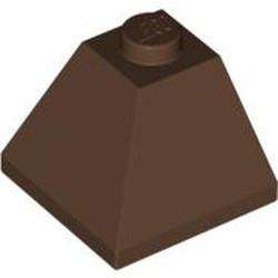 Brown Slope 45 2 x 2 Double Convex Corner