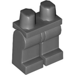 Dark Bluish Gray Hips and Legs Plain (Monochrome) - used