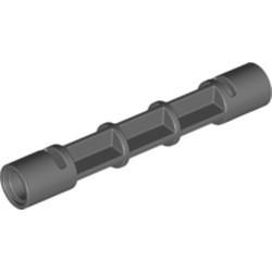 Dark Bluish Gray Support 1 x 1 x 5 1/3 Spiral Staircase Axle