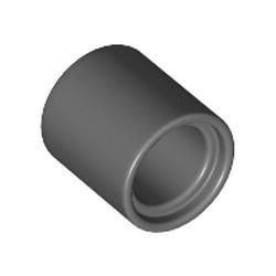 Dark Bluish Gray Technic, Pin Connector Round 1L (Spacer) - new