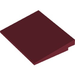 Dark Red Slope 10 6 x 8 - used