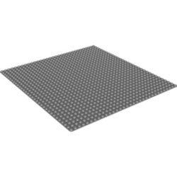 Light Bluish Gray Baseplate 32 x 32 - new