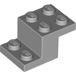 Light Bluish Gray Bracket 3 x 2 x 1 1/3 - used