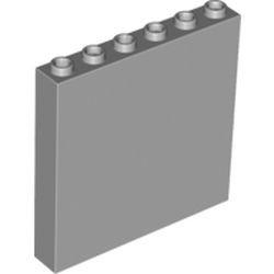 Light Bluish Gray Brick 1 x 6 x 5