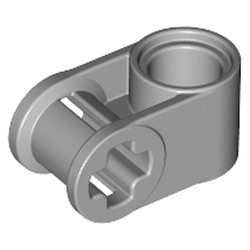 Light Bluish Gray Technic, Axle and Pin Connector Perpendicular