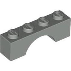 Light Gray Brick, Arch 1 x 4 - used