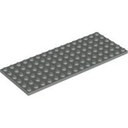 Light Gray Plate 6 x 16