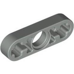 Light Gray Technic, Liftarm Thin 1 x 3 - Axle Holes