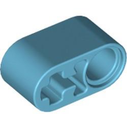 Medium Azure Technic, Liftarm Thick 1 x 2 - Axle Hole