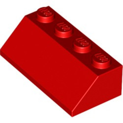Red Slope 45 2 x 4 - new