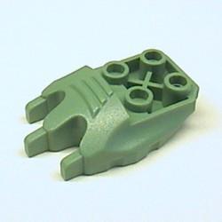 Sand Green Dinosaur Foot