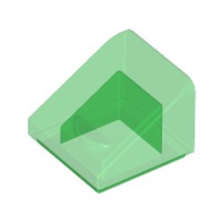 Trans-Green Slope 30 1 x 1 x 2/3 - new
