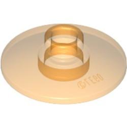 Trans-Orange Dish 2 x 2 Inverted (Radar)