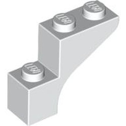 White Brick, Arch 1 x 3 x 2 - new
