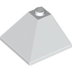 White Slope 33 3 x 3 Double Convex Corner