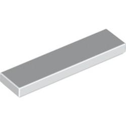 White Tile 1 x 4