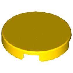 Yellow Tile, Round 2 x 2
