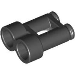 Black Minifigure, Utensil Binoculars Town