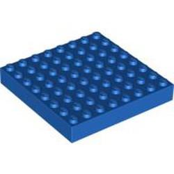 Blue Brick 8 x 8