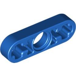 Blue Technic, Liftarm 1 x 3 Thin - used
