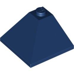 Dark Blue Slope 33 3 x 3 Double Convex Corner - new