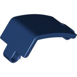 Dark Blue Technic, Panel Curved 3 x 5 x 3