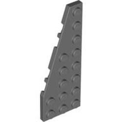 Dark Bluish Gray Wedge, Plate 8 x 3 Left
