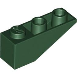 Dark Green Slope, Inverted 33 3 x 1