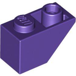 Dark Purple Slope, Inverted 45 2 x 1