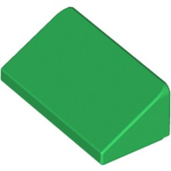 Green Slope 30 1 x 2 x 2/3 - used