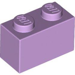 Lavender Brick 1 x 2