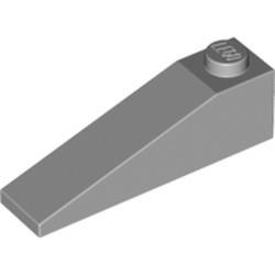 Light Bluish Gray Slope 18 4 x 1 - new