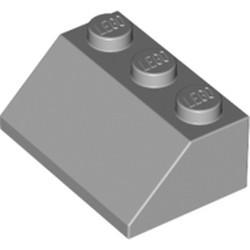 Light Bluish Gray Slope 45 2 x 3 - new