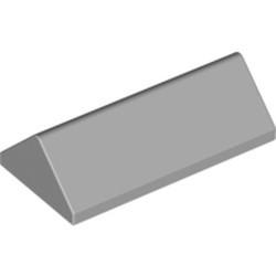 Light Bluish Gray Slope 45 2 x 4 Double - new