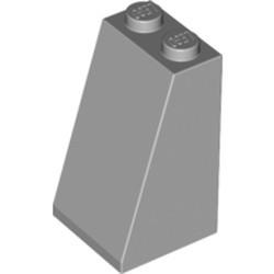 Light Bluish Gray Slope 75 2 x 2 x 3 - Solid Studs - new