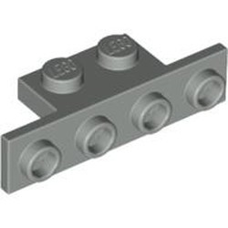 Light Gray Bracket 1 x 2 - 1 x 4 - used