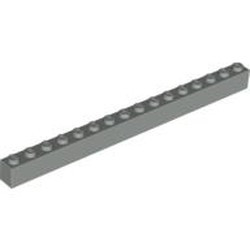 Light Gray Brick 1 x 16