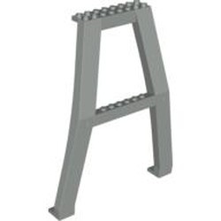 Light Gray Support Crane Stand Double - used