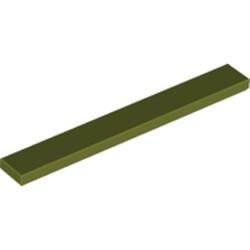 Olive Green Tile 1 x 8 - new