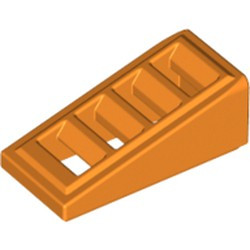 Orange Slope 18 2 x 1 x 2/3 with 4 Slots - used